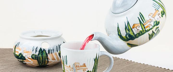 kaffee und teekannen aus keramik kaufen onlineshop keramikscheune spickendorf. Black Bedroom Furniture Sets. Home Design Ideas