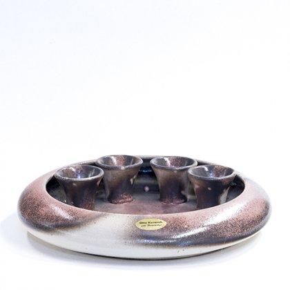 Kerzenständer Rose - Otto Keramik