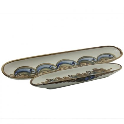 Baguetteschale - Heyde Keramik Steinzeug