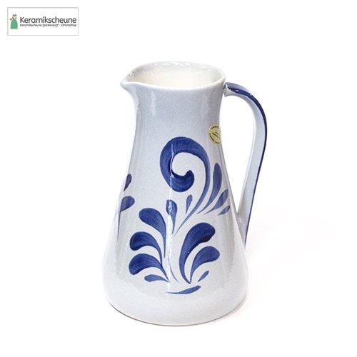 krug grau blau keramik steinzeug kaufen onlineshop