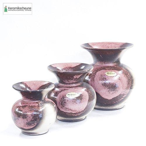 Vase dekor rose 2361 otto keramik kaufen onlineshop for Otto vasen