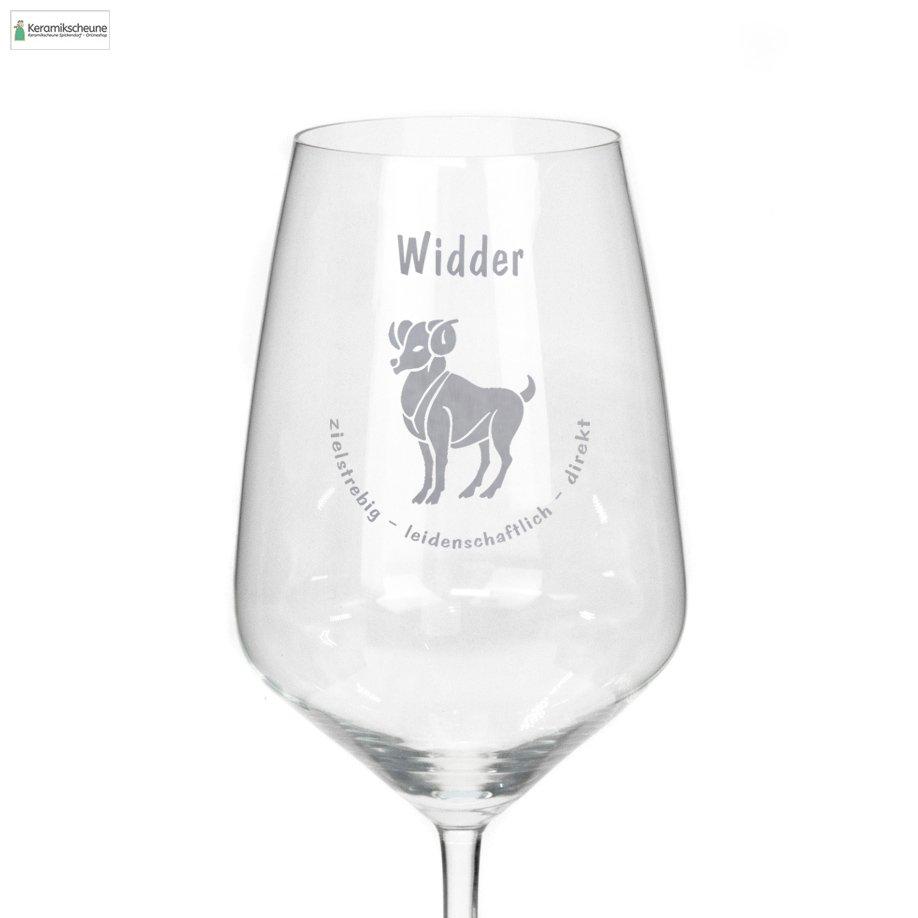 rotweinglas mit gravur sternzeichen kaufen onlineshop