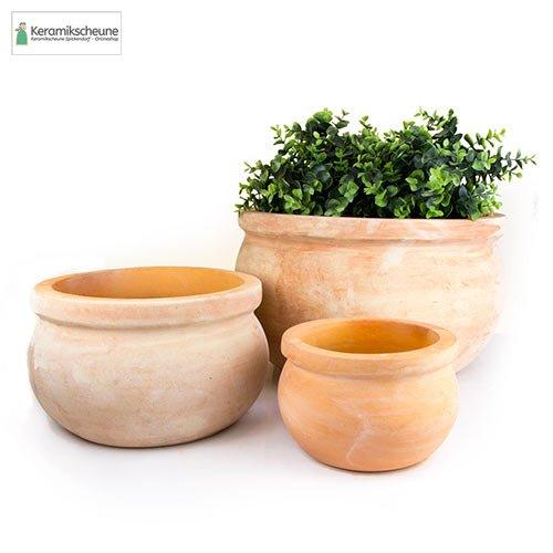 Pflanzkübel kaufen - Onlineshop Keramikscheune Spickendorf