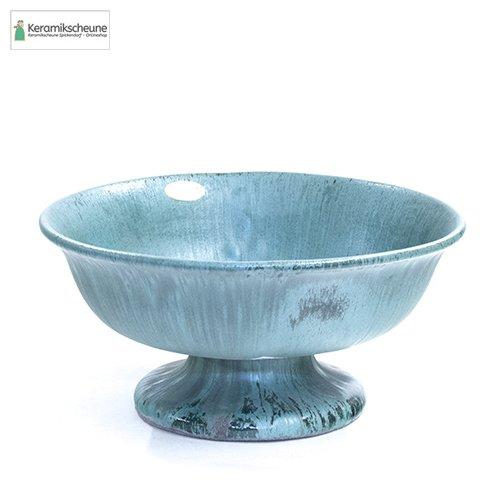 schale mit fu malta 5331 otto keramik kaufen onlineshop keramikscheune spickendorf. Black Bedroom Furniture Sets. Home Design Ideas