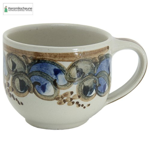 kaffeetasse 0 125l heyde keramik steinzeug kaufen. Black Bedroom Furniture Sets. Home Design Ideas