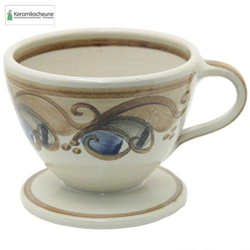 kaffeefilter heyde keramik steinzeug kaufen onlineshop. Black Bedroom Furniture Sets. Home Design Ideas