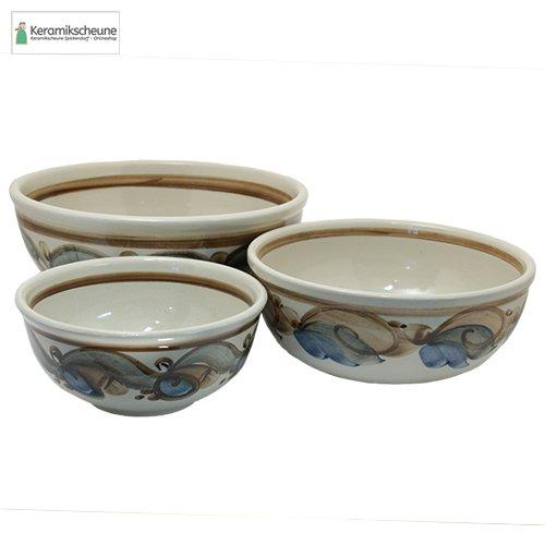 sch ssel rund heyde keramik steinzeug kaufen onlineshop. Black Bedroom Furniture Sets. Home Design Ideas