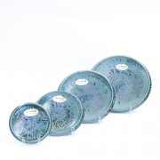 Schale flach Malta - Otto Keramik