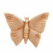 Wandbild Wanddeko Schmetterling - Terracotta in Impruneta-Qualität Handarbeit aus Italien