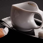 Espresso Set 2-tlg. klein in verschiedenen Farben - Colani Porzellan Kollektion