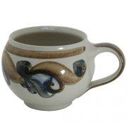 Bowlebecher mit Henkel - Heyde Keramik Steinzeug