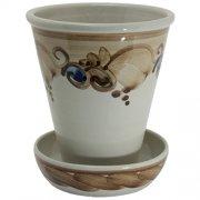 Orchideentopf - Heyde Keramik Steinzeug