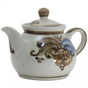 Kaffeekanne bauchig - Heyde Keramik Steinzeug