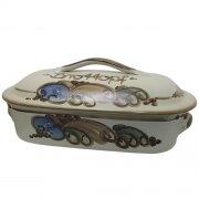 Brottopf oval - Heyde Keramik Steinzeug