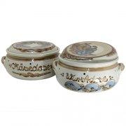 Wurstdose Käsedose - Heyde Keramik Steinzeug