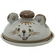 Käseglocke Maus - Heyde Keramik Steinzeug