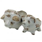 Hackepeterschwein - Heyde Keramik Steinzeug