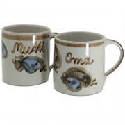 Kaffeebecher Kaffeetasse - Heyde Keramik Steinzeug