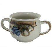 Suppentasse - Heyde Keramik Steinzeug