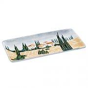 Platte eckig Siena - MAGU Cera Keramik