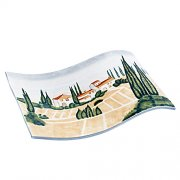 Teller Welle Siena - Magu Cera Keramik