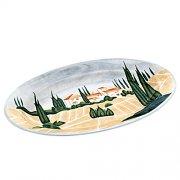 Platte oval Siena - MAGU Cera Keramik