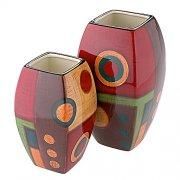 Vase eckig Samba - MAGU Cera Keramik
